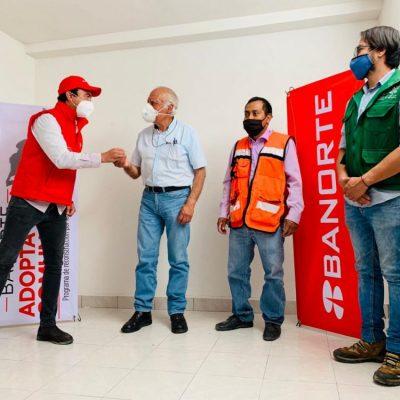 El Sr. Félix recibió su casa reconstruida en Xochimilco. Seguimos trabajando en las comunidades afectadas por los sismos de 2017.